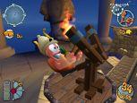Worms Forts Under Siege  Archiv - Screenshots - Bild 4