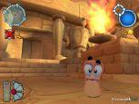 Worms Forts Under Siege  Archiv - Screenshots - Bild 2