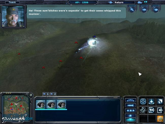 Ground Control 2: Operation Exodus - Screenshots - Bild 11