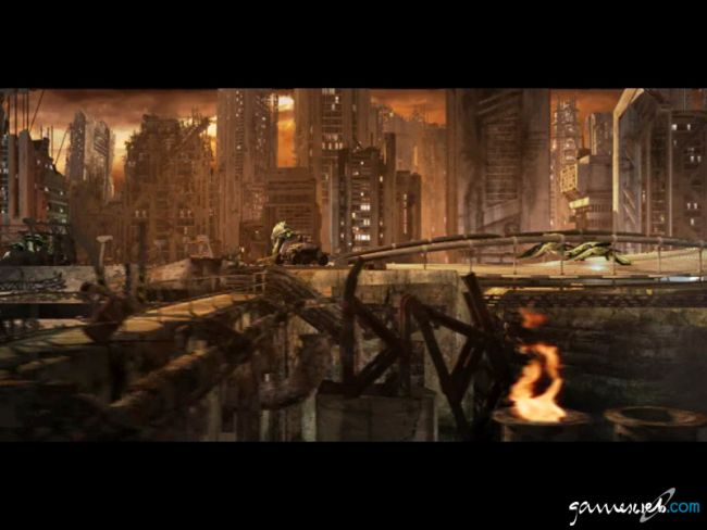 Ground Control 2: Operation Exodus - Screenshots - Bild 5