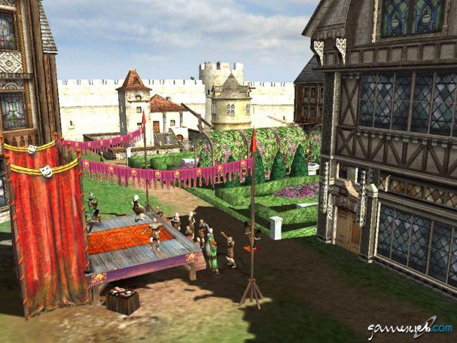 Medieval Lords: Bauen, Verteidigen, Erobern  Archiv - Screenshots - Bild 6