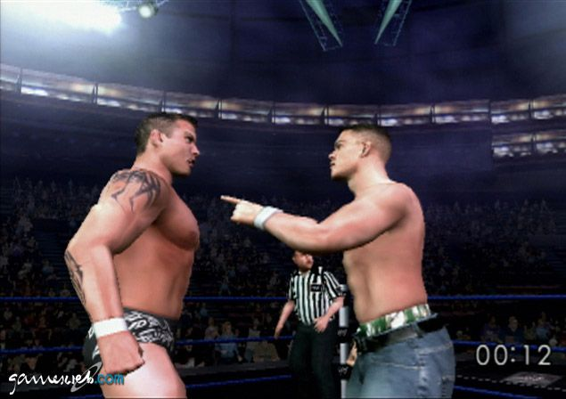 WWE SmackDown! vs. RAW  Archiv - Screenshots - Bild 24