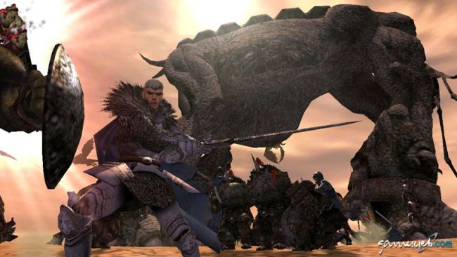 Kingdom Under Fire : The Crusaders  Archiv - Screenshots - Bild 24