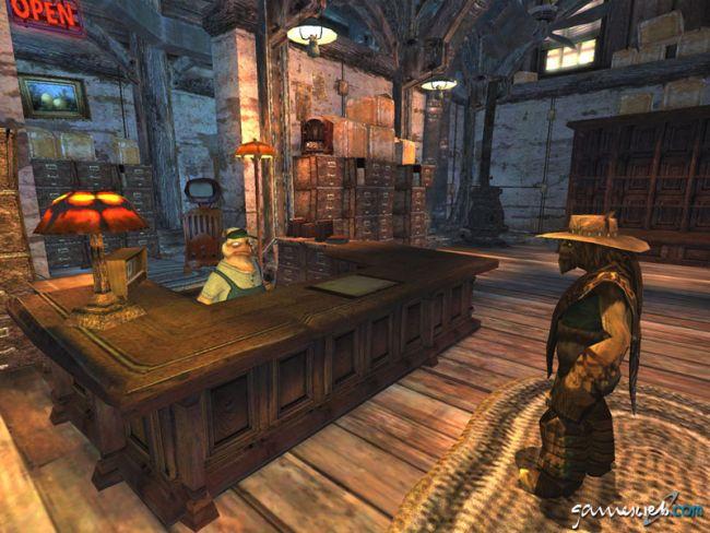 Oddworld: Strangers Vergeltung  Archiv - Screenshots - Bild 22