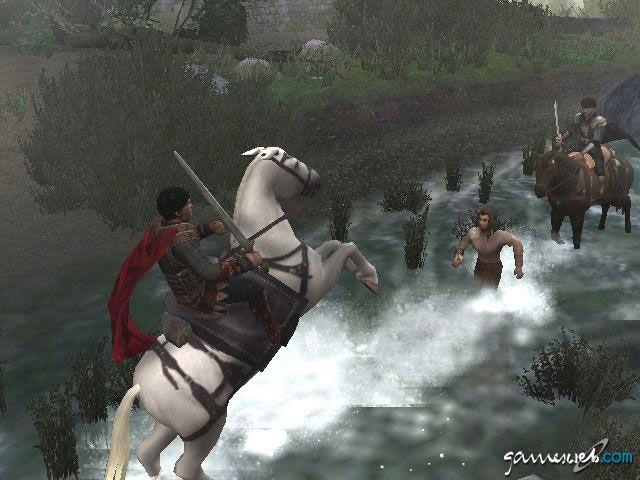 King Arthur  Archiv - Screenshots - Bild 13