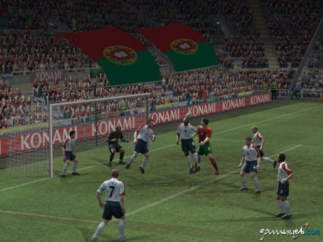 Pro Evolution Soccer 4  Archiv - Screenshots - Bild 37