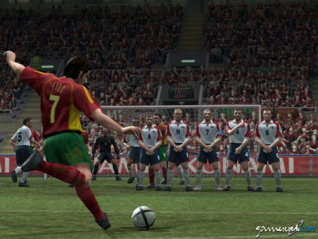 Pro Evolution Soccer 4  Archiv - Screenshots - Bild 38