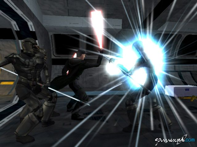 Star Wars: Knights of the Old Republic 2: The Sith Lords  Archiv - Screenshots - Bild 23