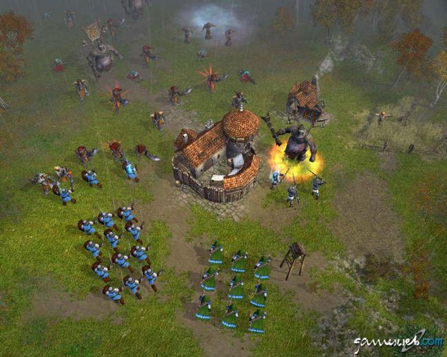 Armies of Exigo  Archiv - Screenshots - Bild 22