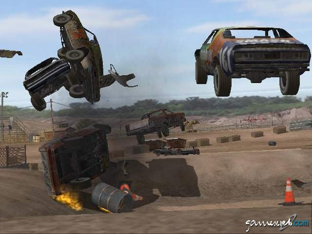 Test Drive: Eve of Destruction  Archiv - Screenshots - Bild 20