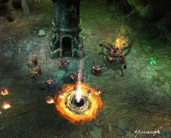Armies of Exigo  Archiv - Screenshots - Bild 24