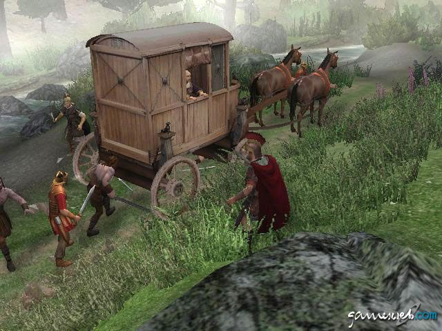 King Arthur  Archiv - Screenshots - Bild 14