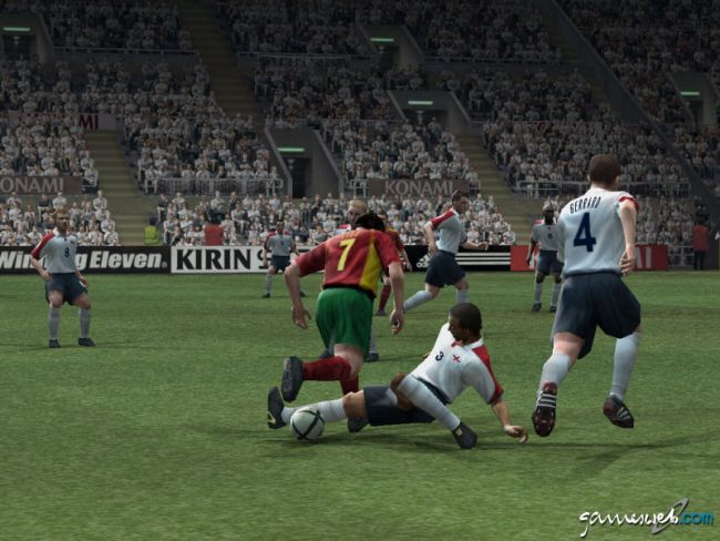 Pro Evolution Soccer 4  Archiv - Screenshots - Bild 36