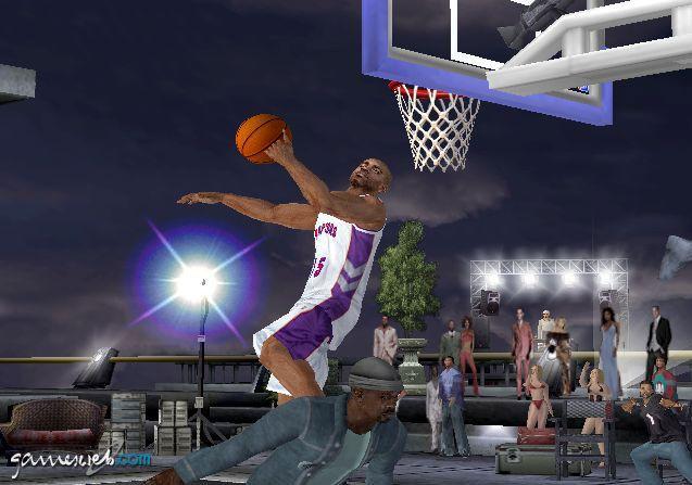 NBA Ballers  Archiv - Screenshots - Bild 19