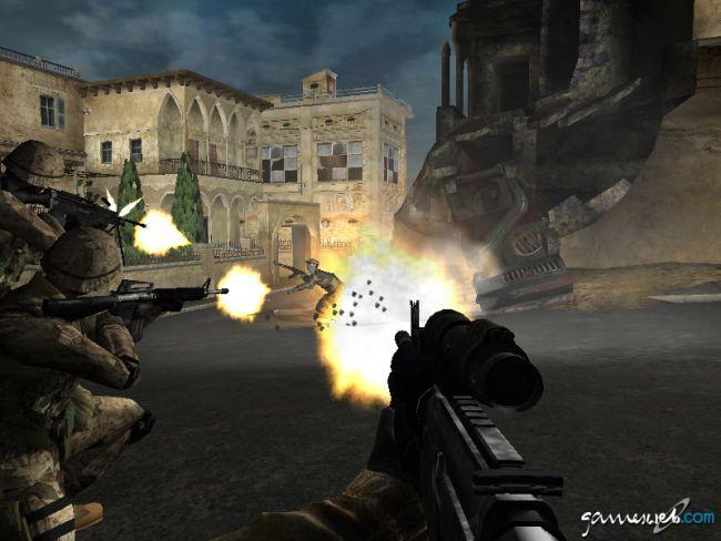 Close Combat: First to Fight  Archiv - Screenshots - Bild 30