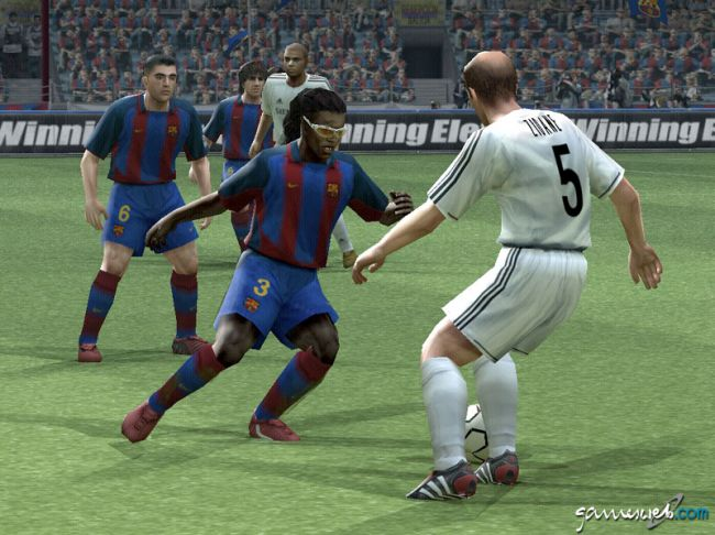 Pro Evolution Soccer 4  Archiv - Screenshots - Bild 12