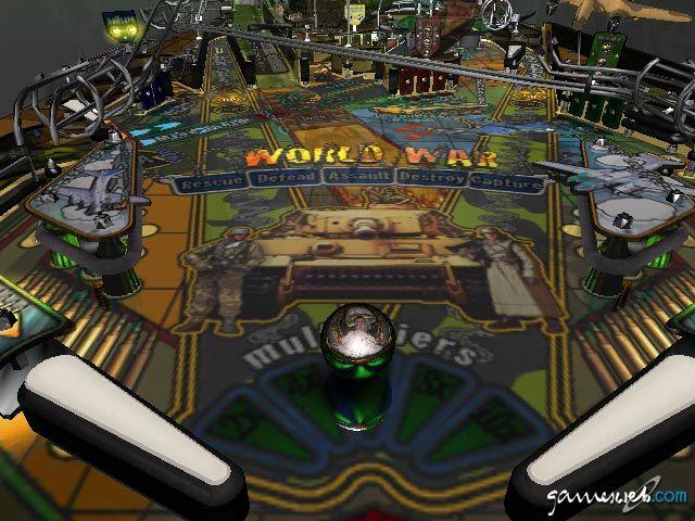 Pure Pinball  Archiv - Screenshots - Bild 16