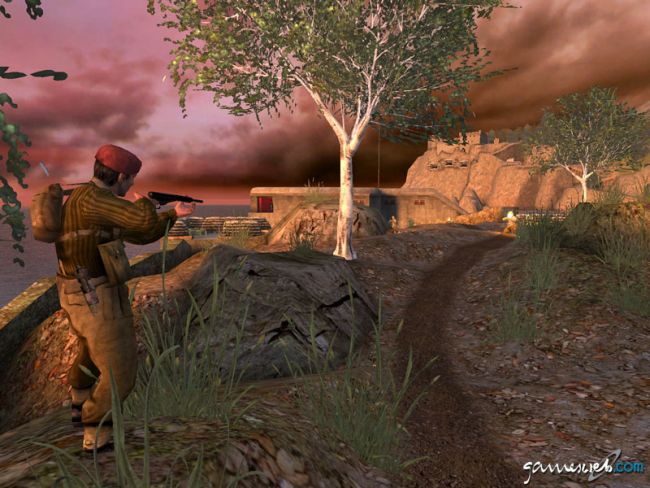 Call of Duty: United Offensive  Archiv - Screenshots - Bild 11