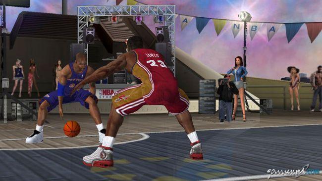 NBA Ballers  Archiv - Screenshots - Bild 12