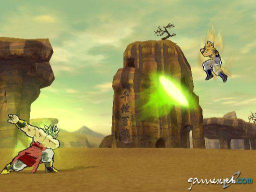 Dragon Ball Z: Budokai 3  Archiv - Screenshots - Bild 27