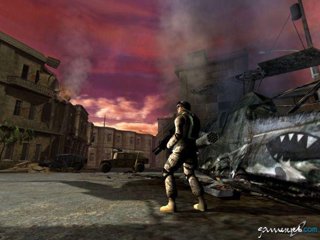 Close Combat: First to Fight  Archiv - Screenshots - Bild 29