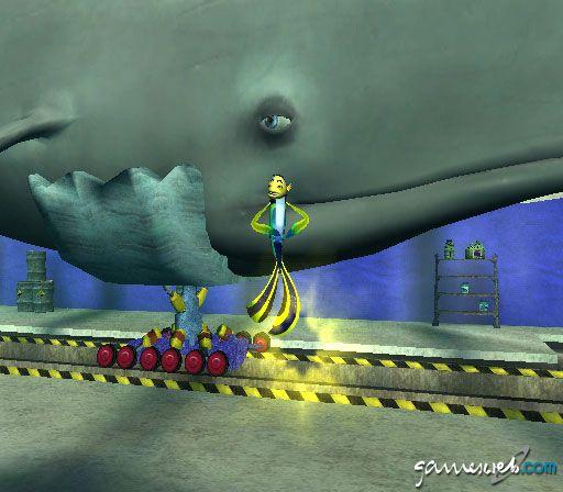 Grosse Haie - Kleine Fische  Archiv - Screenshots - Bild 6