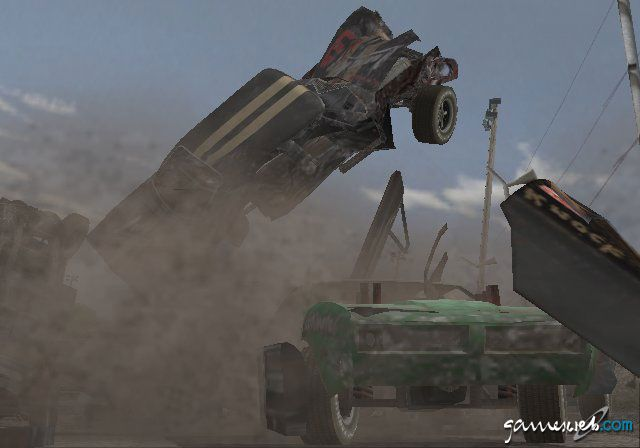 Test Drive: Eve of Destruction  Archiv - Screenshots - Bild 14