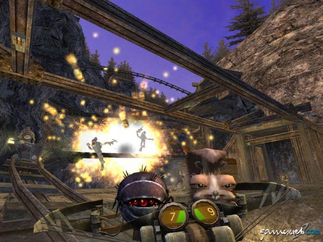 Oddworld: Strangers Vergeltung  Archiv - Screenshots - Bild 24