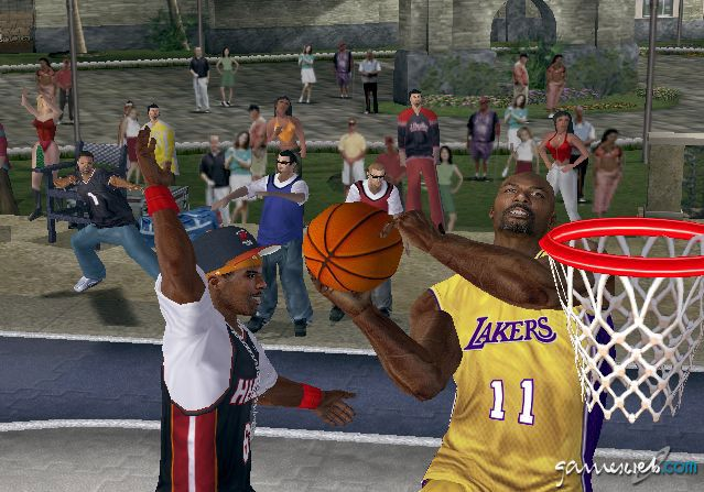 NBA Ballers  Archiv - Screenshots - Bild 22
