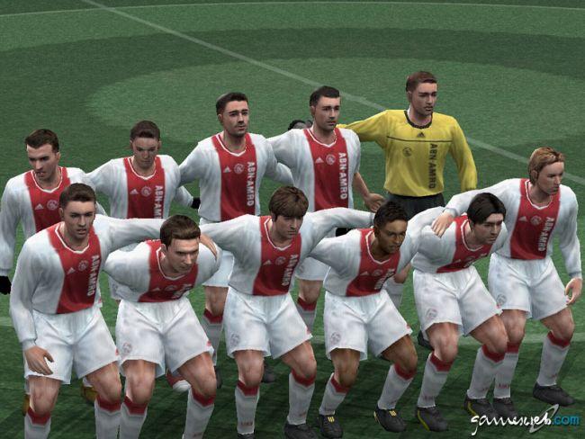 Pro Evolution Soccer 4  Archiv - Screenshots - Bild 24