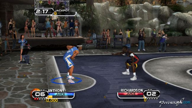 NBA Ballers  Archiv - Screenshots - Bild 15