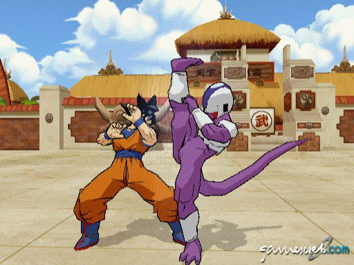 Dragon Ball Z: Budokai 3  Archiv - Screenshots - Bild 24