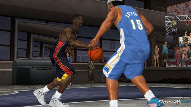 NBA Ballers  Archiv - Screenshots - Bild 13