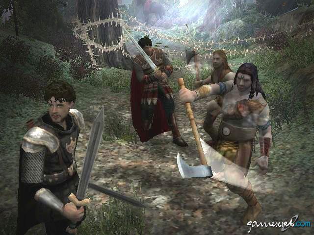 King Arthur  Archiv - Screenshots - Bild 24