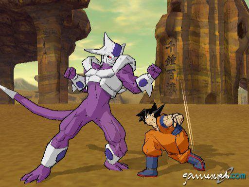 Dragon Ball Z: Budokai 3  Archiv - Screenshots - Bild 29
