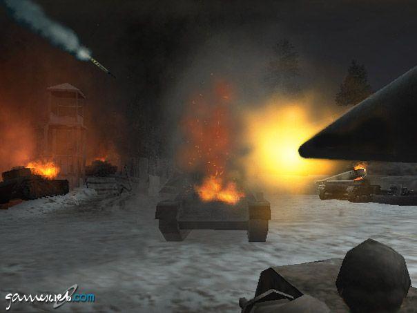 Call of Duty: Finest Hour  Archiv - Screenshots - Bild 32