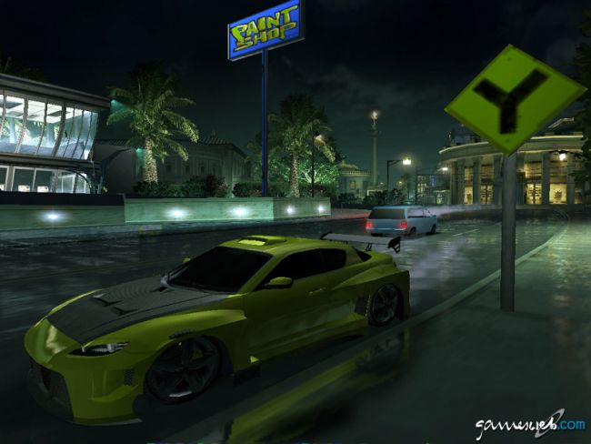 Need for Speed: Underground 2  Archiv - Screenshots - Bild 16
