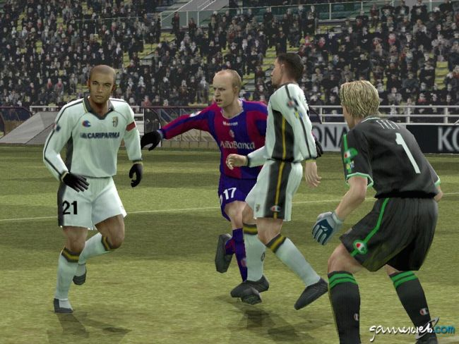 Pro Evolution Soccer 4  Archiv - Screenshots - Bild 35