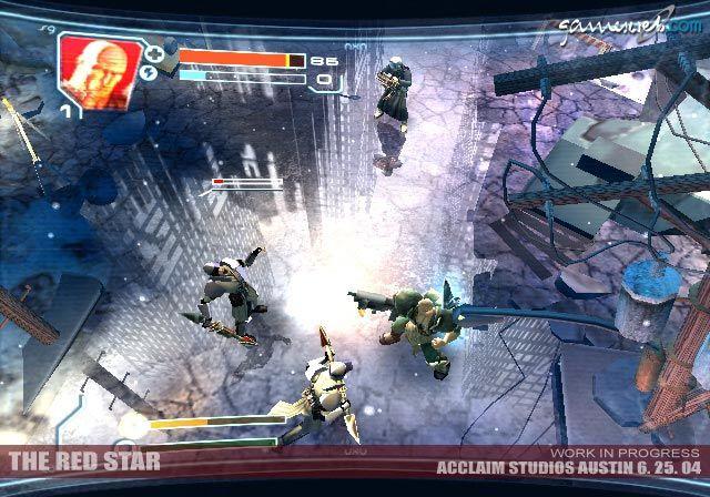 Red Star  Archiv - Screenshots - Bild 23