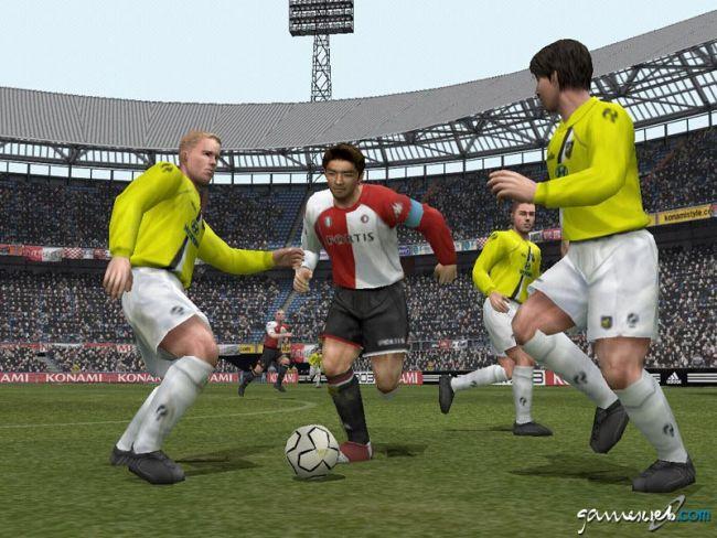 Pro Evolution Soccer 4  Archiv - Screenshots - Bild 18