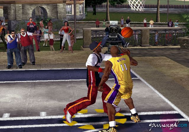 NBA Ballers  Archiv - Screenshots - Bild 21