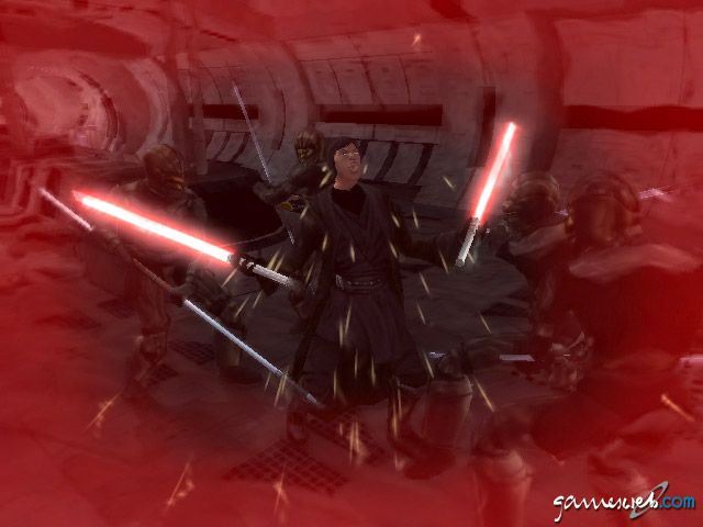 Star Wars: Knights of the Old Republic 2: The Sith Lords  Archiv - Screenshots - Bild 21