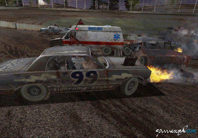 Test Drive: Eve of Destruction  Archiv - Screenshots - Bild 12