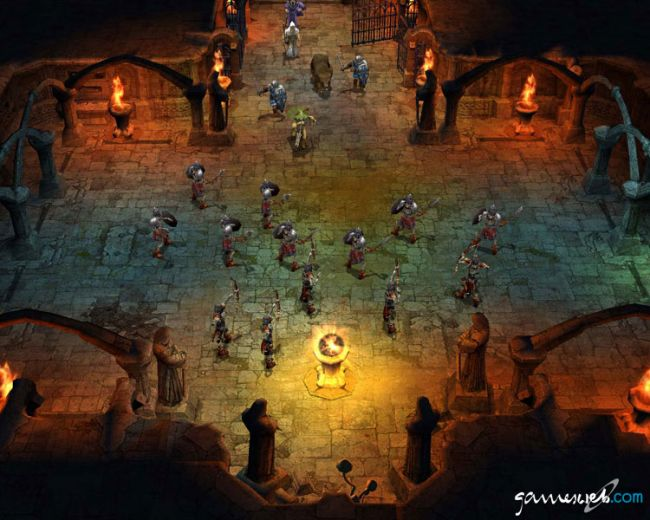 Armies of Exigo  Archiv - Screenshots - Bild 16