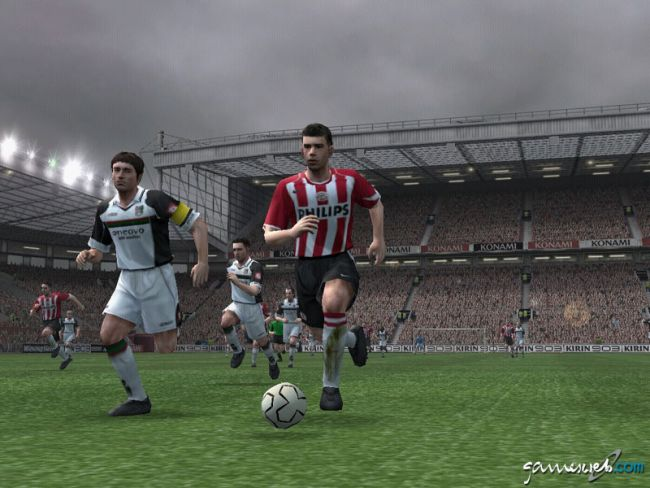 Pro Evolution Soccer 4  Archiv - Screenshots - Bild 23