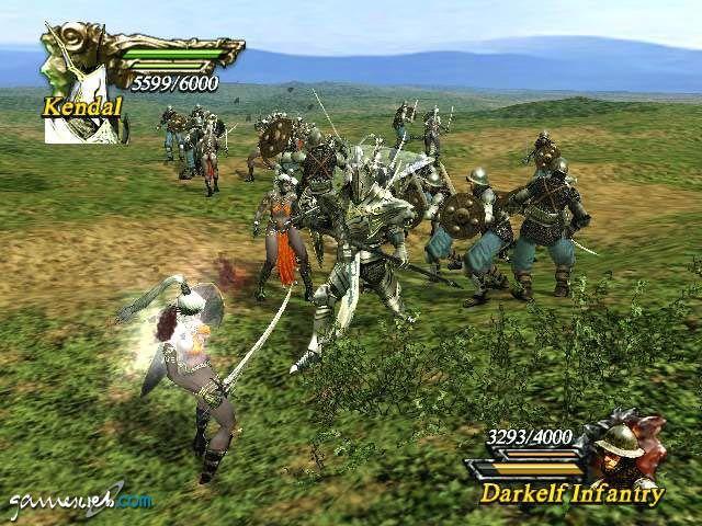 Kingdom Under Fire : The Crusaders  Archiv - Screenshots - Bild 17