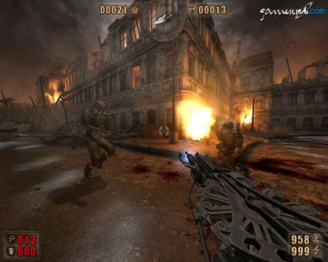 Painkiller: Battle out of Hell  Archiv - Screenshots - Bild 16