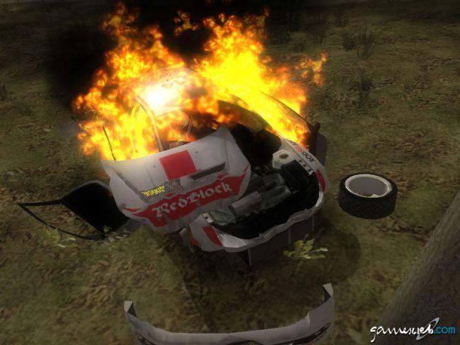 Скриншот из игры Xpand Rally под номером 5. Кликните на миниатюру, чтобы по