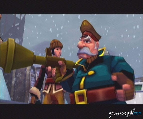 Future Tactics: The Uprising  Archiv - Screenshots - Bild 18