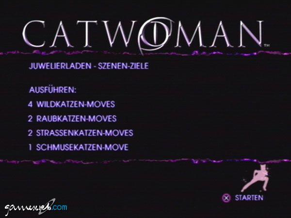 Catwoman  Archiv - Screenshots - Bild 2